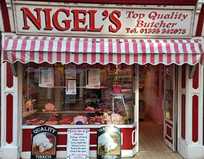 Nigel's Butchers